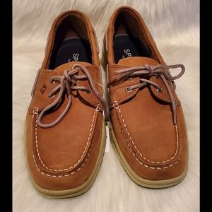Paul Sperry Intrepid 2 Eyelet Boat Shoe